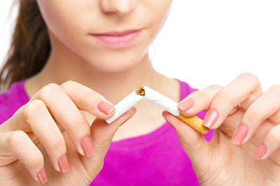 quit smoking for your oral health
